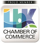 Longboat Key Chamber of Commerce logo